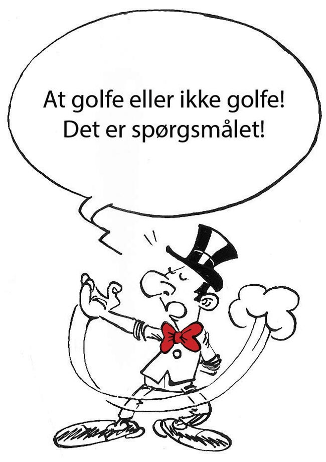 linnebjerg golf, golfklub, DGU